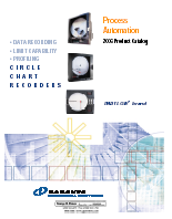 Partlow Circle Chart Recorders