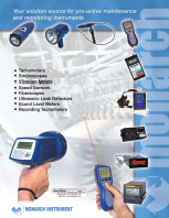 Tachometer and Strobe Catalog